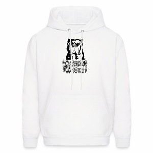 YOU TALKING TO ME ? - Men's Hoodie