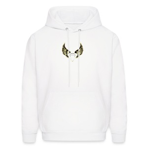 black and yellow glo edition - Men's Hoodie