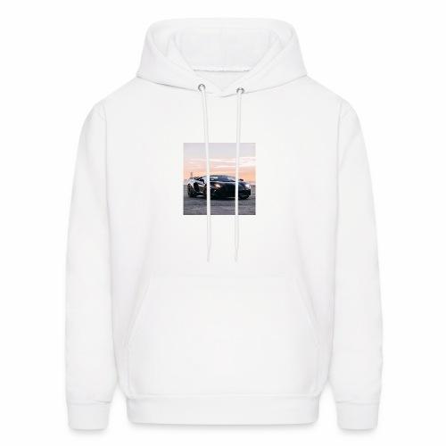a small car - Men's Hoodie