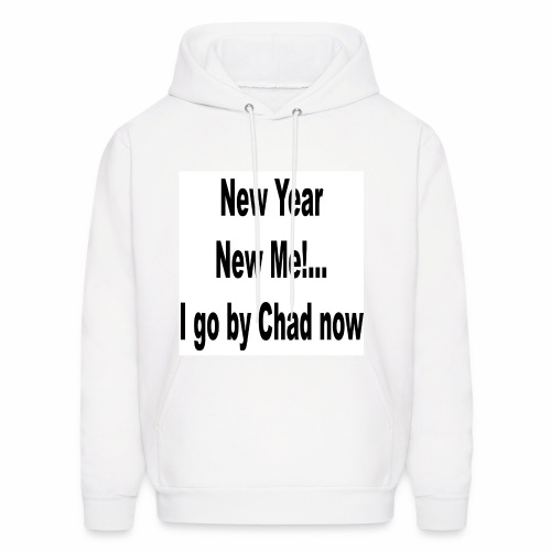 New Year New Me - Men's Hoodie