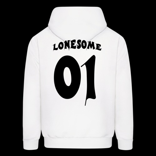 Back Design - Men's Hoodie