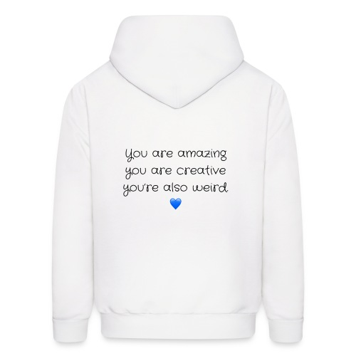 YOU, are everything - Men's Hoodie