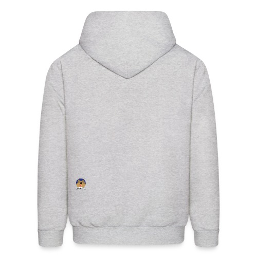 Holly the Collie blue - Men's Hoodie