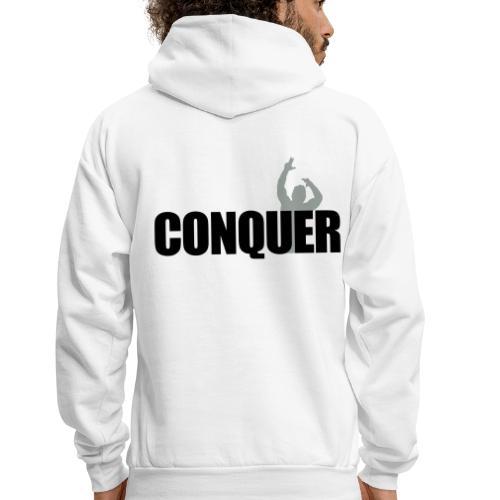 Zyzz Conquer - Men's Hoodie