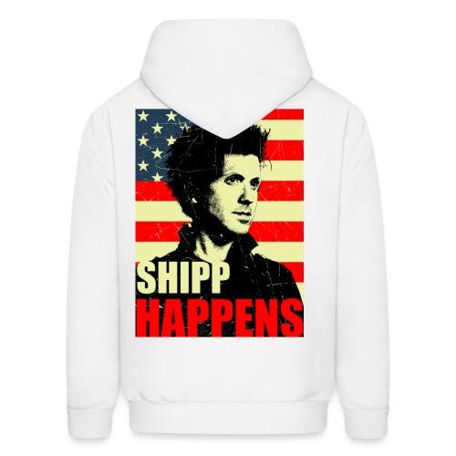 shipphappensshirt - Men's Hoodie