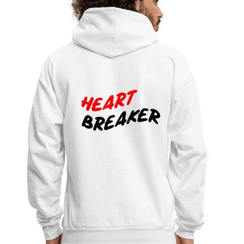 heart breaker - Men's Hoodie