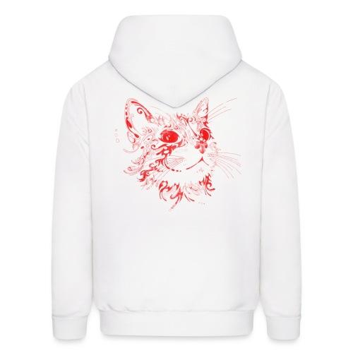 Red Mist - Men's Hoodie