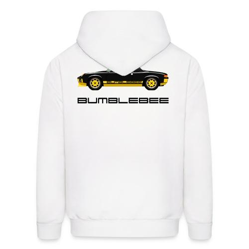 1974 bumblebee T shirt - Men's Hoodie