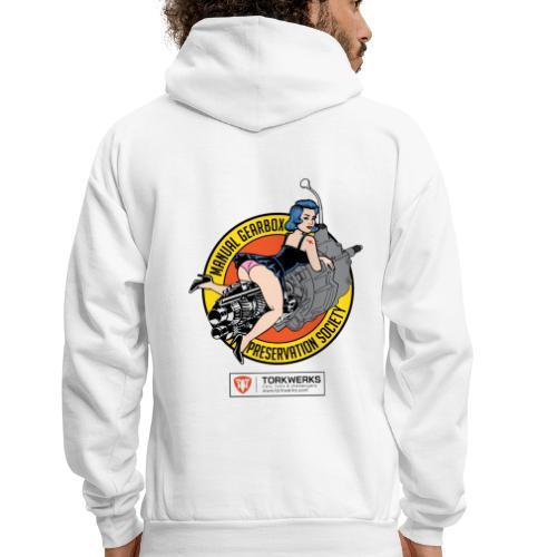 Manual Gearbox Preservation Society - Men's Hoodie