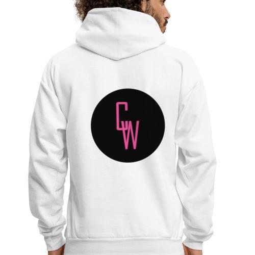 CraftyWalrus Logo - Men's Hoodie