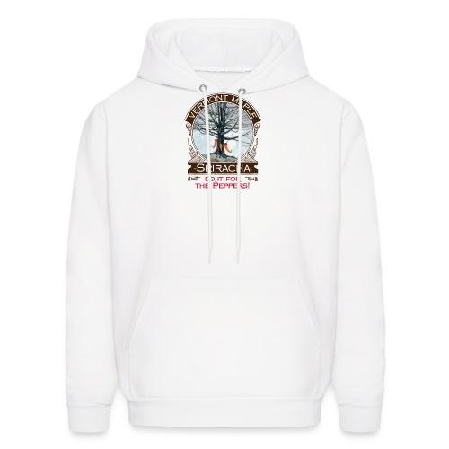 Vermont Maple Sriracha - Men's Hoodie