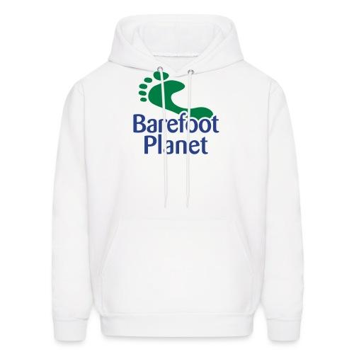 I Run Better, I Run Barefoot Women's T-Shirts - Men's Hoodie