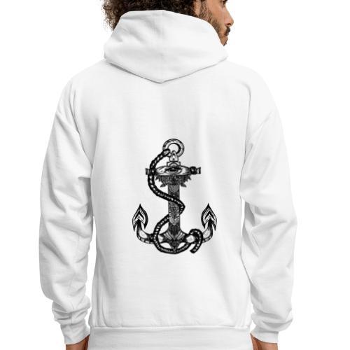 Anchor - Men's Hoodie