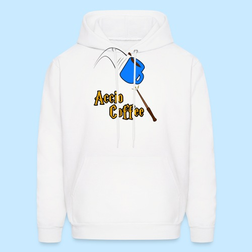 Accio Coffee! (Double Sided) - Men's Hoodie