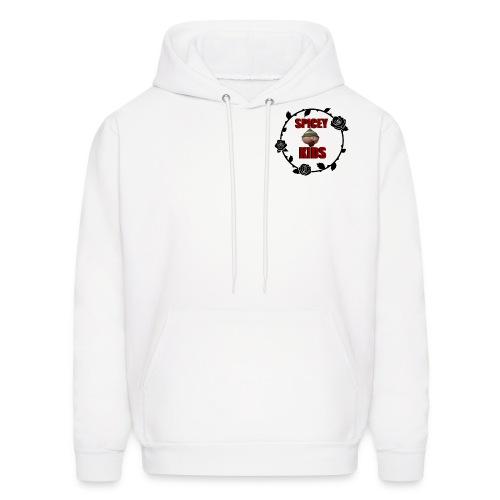 spicey kids logo - Men's Hoodie