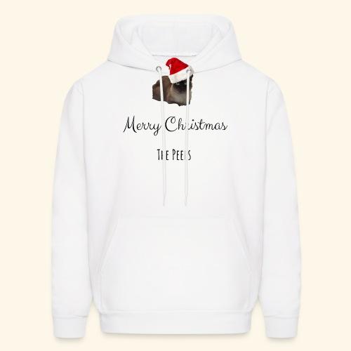 Peeps Christmas - Men's Hoodie