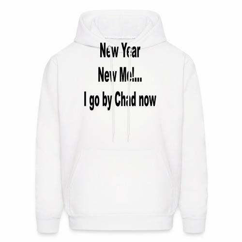 New Year New Me - Men's Hoodie