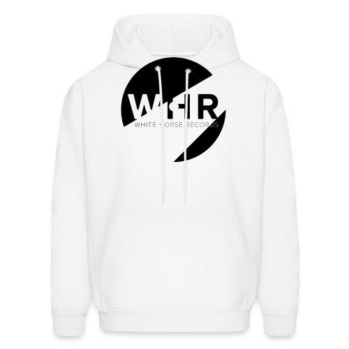 White Horse Records Logo - Men's Hoodie