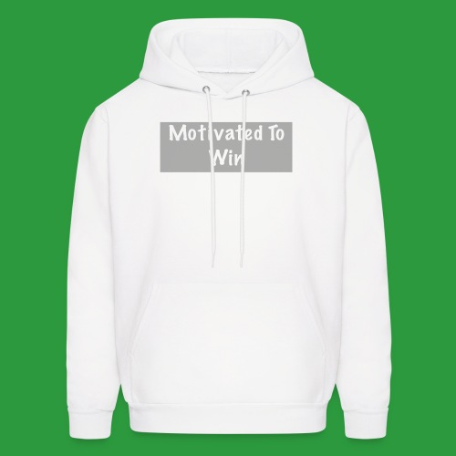 Motivated to win - Men's Hoodie