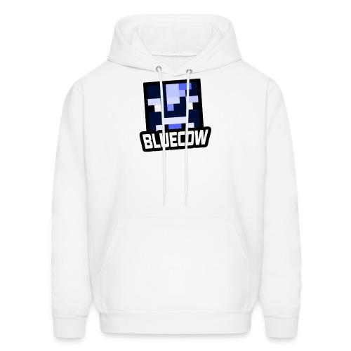 BLUECOW Stock Logo! - Men's Hoodie