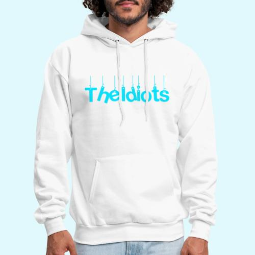 The Idiots Blue - Men's Hoodie
