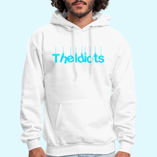 The Idiots Blue - Men's Hoodie