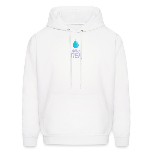 New Tier (Tear Collection) - Men's Hoodie