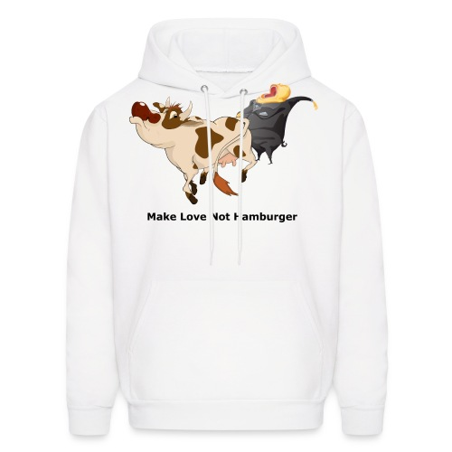 make love - Men's Hoodie
