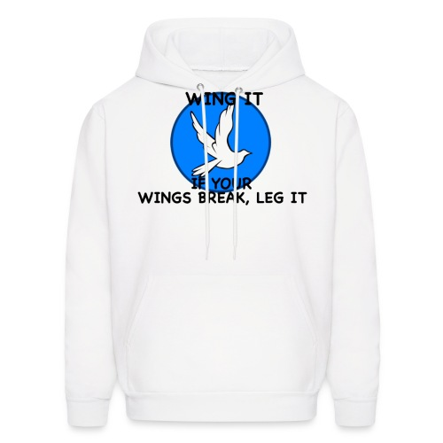 Wing it - Men's Hoodie