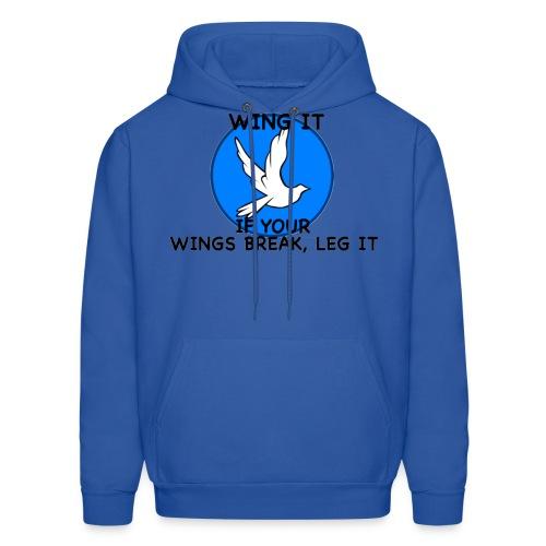 Wing it - Men's Hoodie