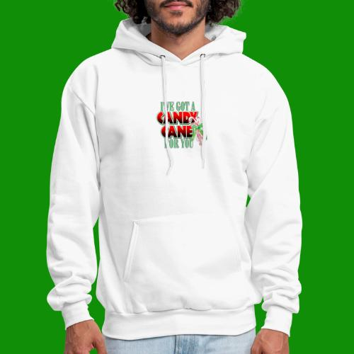 Candy Cane - Men's Hoodie
