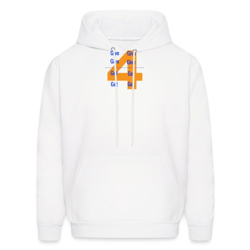 Forgive & Forget - Men's Hoodie