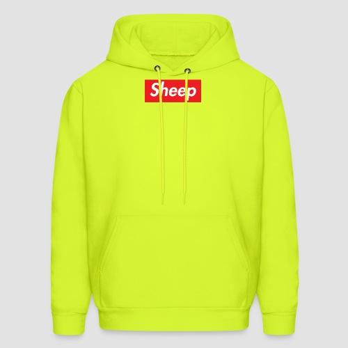 sheeplogo - Men's Hoodie