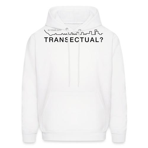TransectLogo - Men's Hoodie