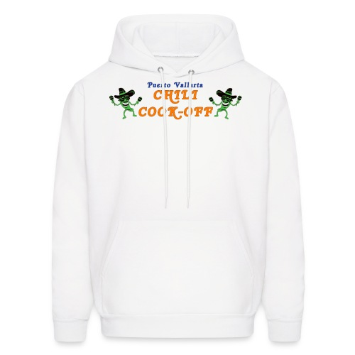 Original Cook-Off Logo - Men's Hoodie