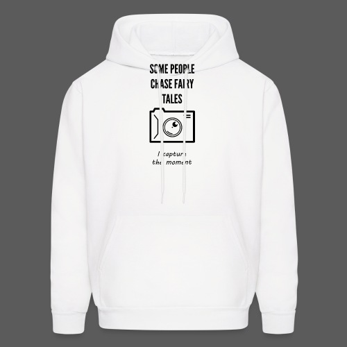 Capture the moment - Men's Hoodie