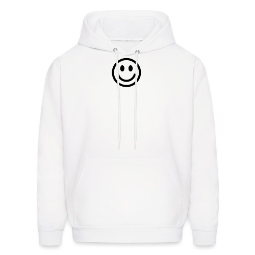 smile dude t-shirt kids 4-6 - Men's Hoodie