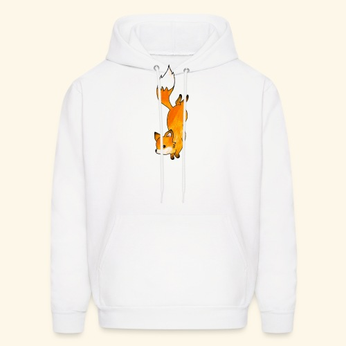 Space Fox - Men's Hoodie