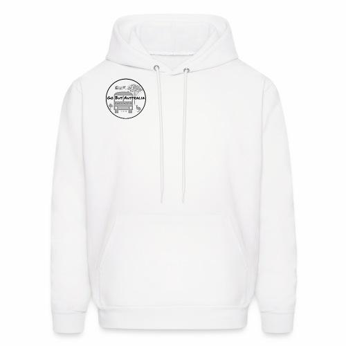 Go Bus Australia - Standard Logo Range - Men's Hoodie