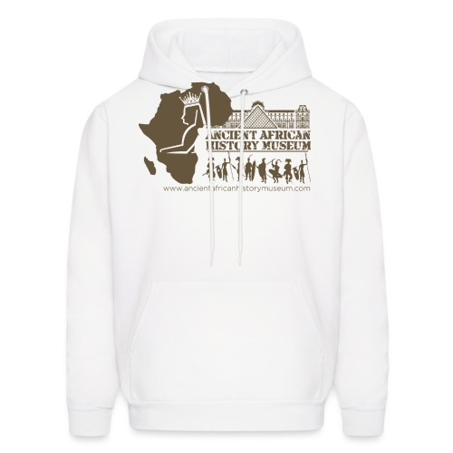 Ancient African History Museum Atlanta, Georgia - Men's Hoodie