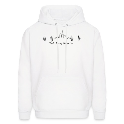 The Sound Wave - Men's Hoodie