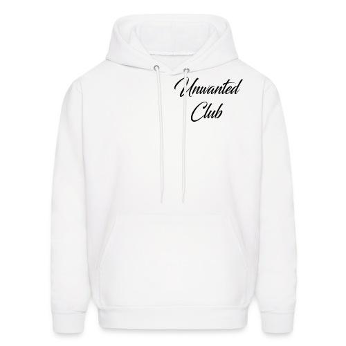 Unwanted Club - Men's Hoodie