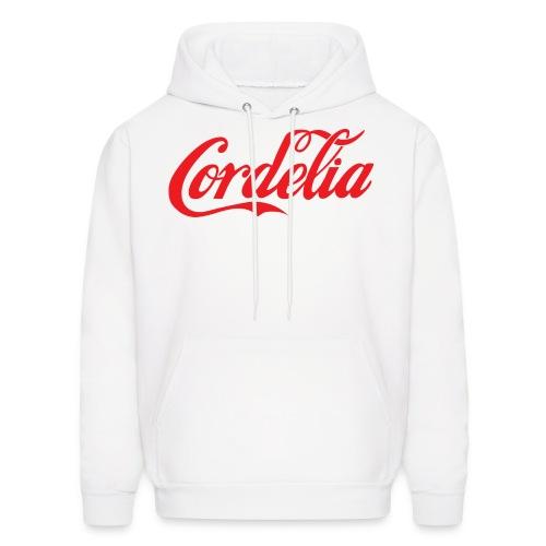 Cordelia Red - Men's Hoodie