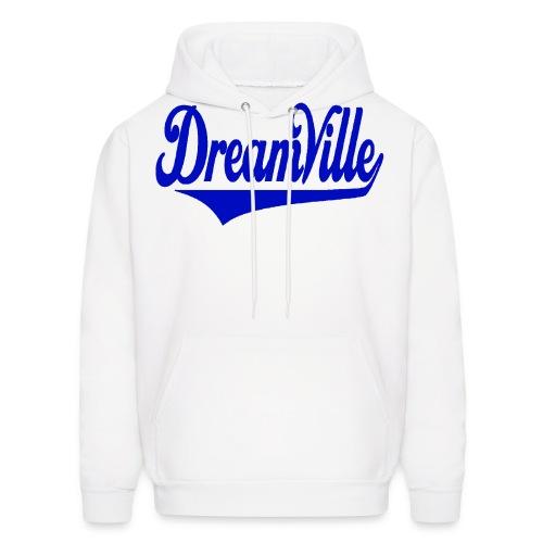 dreamville blue - Men's Hoodie