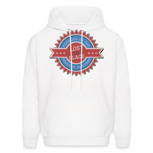FINAL-LiP-logo - Men's Hoodie