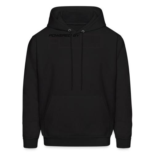 poweredbyFH png - Men's Hoodie