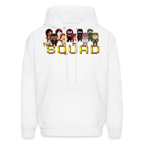 8-Bit Squad - Men's Hoodie