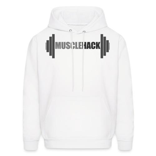 musclehack tee - Men's Hoodie