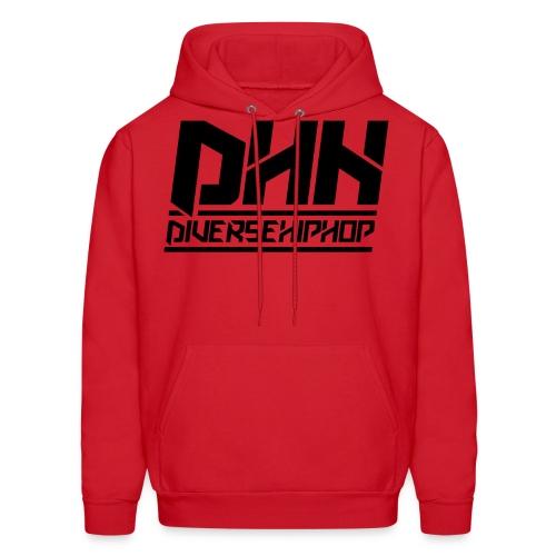 dhh diversehiphop black - Men's Hoodie