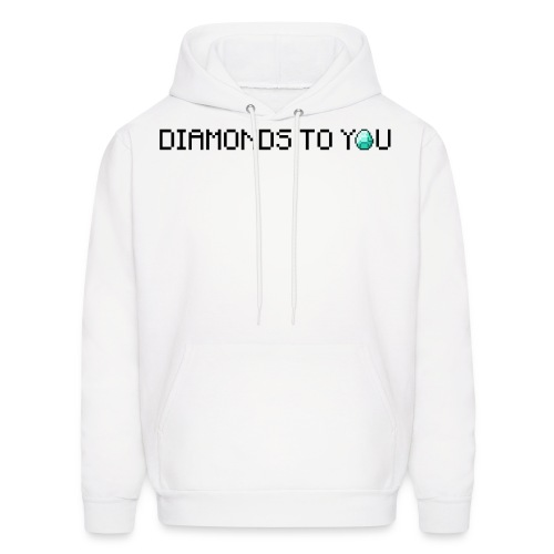 diamonds - Men's Hoodie
